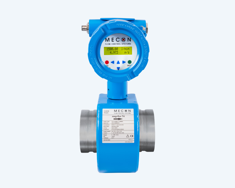 Đồng hồ đo lưu lượng kiểu điện từ